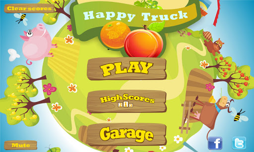 Download Happy Truck -- physics truck deliver goods racing 3.61.38.1 APK For Android