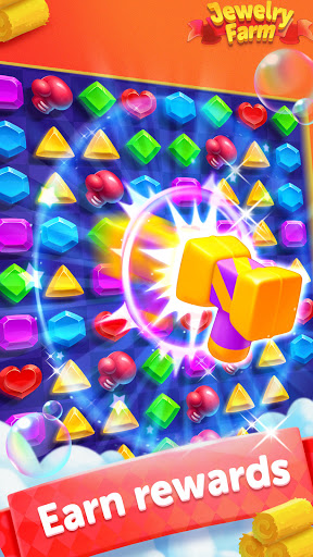 Download Jewelry Farm Match3 Puzzle 1.0.3 APK For Android