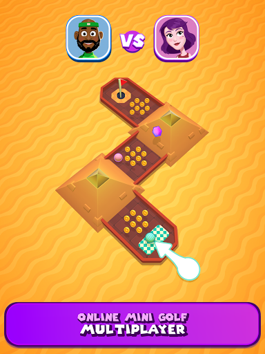 Download Mini Golf Worlds 1.5.609 APK For Android