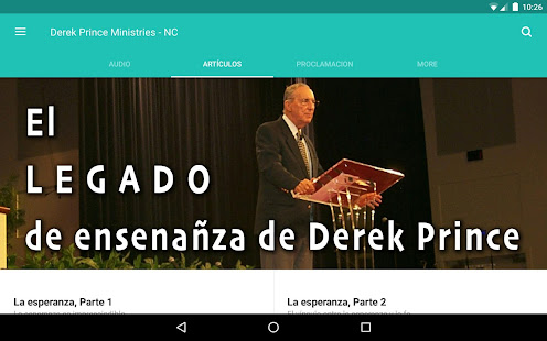 Download Ministerios Derek Prince 5.14.4 APK For Android