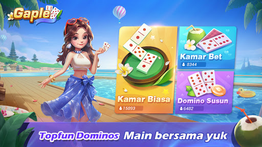 Download TopFun Domino Gaple - Free Card Game Online 1.0.1.2 APK For Android