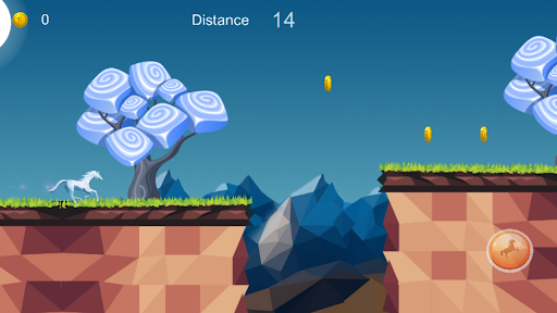 Download Unicorn Runner : new games 2021 14 APK For Android