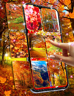 Download Autumn live wallpaper 19.1 Apk for android