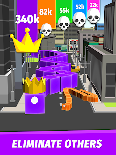 Download Boas.io Snake vs City 1.8.0 Apk for android