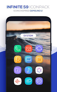 Download Infinite Icon Pack 5.2 Apk for android