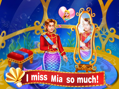 Download Mermaid Secrets22 –Mermaid Princess Makeover Games 1.6 Apk for android