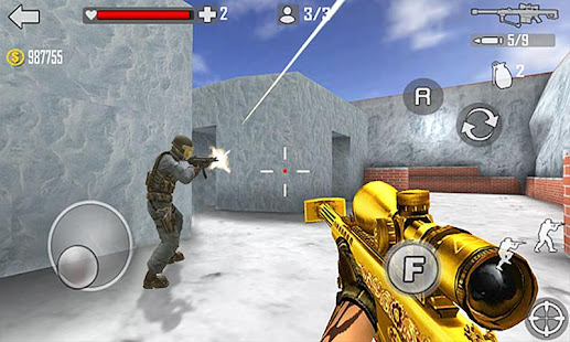 Download Shoot Strike War Fire 2.0.2 Apk for android